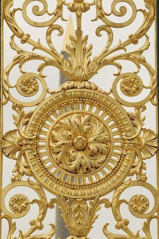 image 6-450-695 France, Ornamental Gate