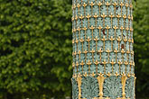 post stock photography | France, Paris, Jardin des Tuileries, Ornamental Lamp post, image id 6-450-706