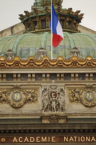 image 6-450-727 France, Paris, Paris Opera, designed by Charles Garnier