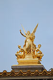 statue stock photography | France, Paris, Paris Op�ra, designed by Charles Garnier, image id 6-450-733