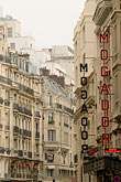 old stock photography | France, Paris, Street scene, 8th Arrondissement, image id 6-450-744