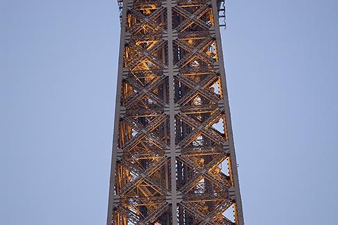 image 6-450-808 France, Paris, Eiffel Tower