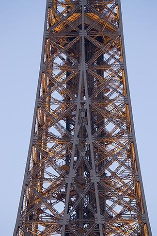 image 6-450-812 France, Paris, Eiffel Tower