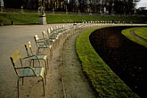 seat stock photography | France, Paris, Luxembourg Gardens, image id S1-35-11