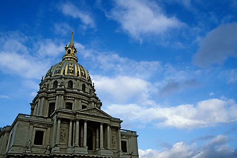 image S1-35-12 France, Paris, Les Invalides