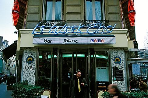 image S1-35-14 France, Paris, Le Week End Cafe