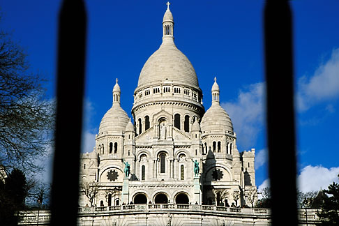 image S1-35-7 France, Paris, Sacre Couer