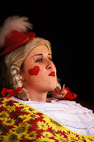 image 3-952-951 Germany, Munich, Oktoberfest, Variety show, Variete Schichtl