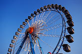 fairground stock photography | Germany, Munich, Oktoberfest, Ferris wheel, image id 3-953-37