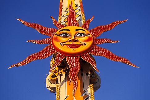 image 3-953-93 Germany, Munich, Oktoberfest, Millenium roundabout carnival ride
