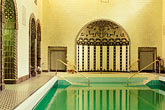 horizontal stock photography | Germany, Wiesbaden, Kaiser Friedrich Baths, interior, image id 5-255-5
