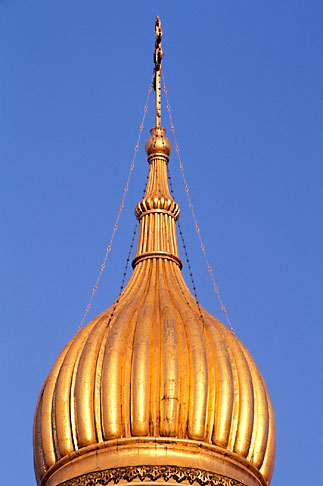 image 5-282-18 Germany, Wiesbaden, Dome of Greek Chapel  a Russian Orthodox Church