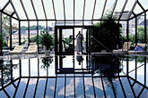 reflection stock photography | Germany, Wiesbaden, Thermal pool, Nassauer Hof spa, image id 5-288-32