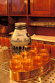 bar stock photography | Germany, Frankfurt, Applewine glasses & bembel, Zum Gemalten Haus tavern, image id 5-549-17