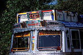 image 0-601-94 India, Goa, Decorated truck