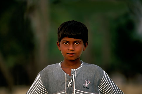 image 0-606-73 India, Goa, Boy, Colva