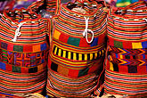 red stock photography | India, Goa, Fabric bags, image id 0-608-10