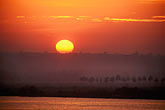 orange stock photography | India, Goa, Sunrise over Mandovi River, image id 0-608-59