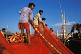third world stock photography | India, Goa, Fishermen, Betiim, image id 0-610-74