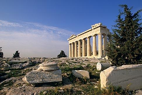 image 3-651-82 Greece, Athens, Acropolis, Parthenon