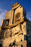 antiquity stock photography | Greece, Athens, Filopappos Monument, image id 3-652-46