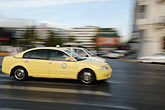 athens stock photography | Greece, Athens, Taxi and Syntagma Square, motion blur, image id 7-640-5151