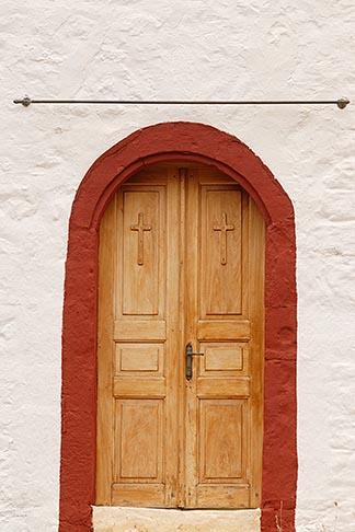 image 7-640-5623 Greece, Hydra, Doorway