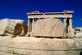 ruin stock photography | Greece, Athens, Parthenon, Acropolis, image id 9-253-16