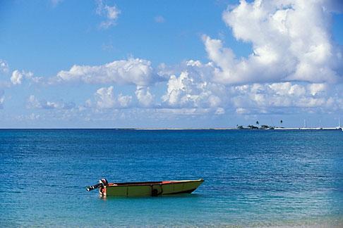 image 3-590-23 Grenada, Carriacou, Paradise Beach