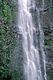 spray stock photography | Hawaii, Maui, Waimoku Falls, Haleakala Nat. Park, image id 4-42-26