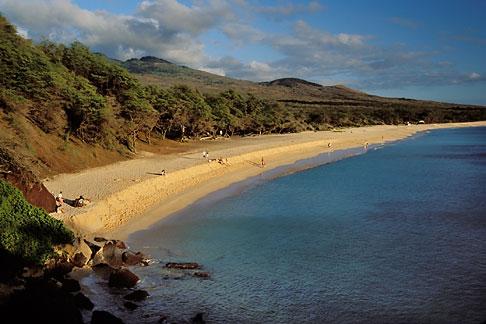 image 4-9-1 Hawaii, Maui, Makena Beach