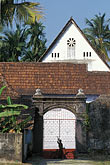 facade stock photography | India, Cochin, Jewish Synagogue, Mattancherry, image id 7-113-33
