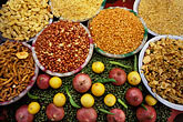 shop stock photography | Food, Lentils in market, image id 7-289-8