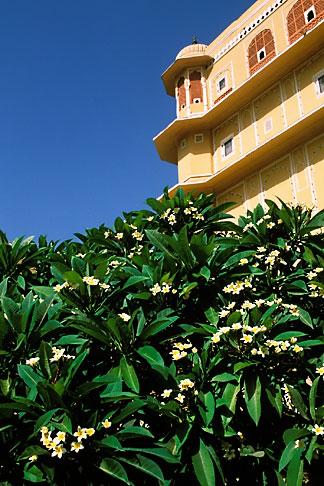 image 7-328-9 India, Rajasthan, Samode Palace