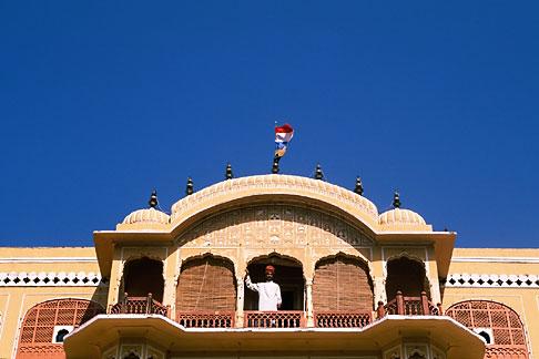 image 7-334-10 India, Rajasthan, Samode Palace