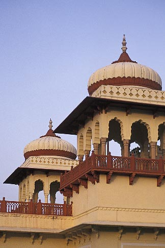 image 7-337-7 India, Jaipur, Rambagh Palace