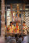 vertical stock photography | India, Kerala, Priests, Catholic church, near Quilon, image id 7-56-8