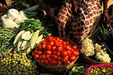 bazaar stock photography | India, Trivandrum, Fruitseller in market , image id 7-65-36