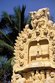 embellishment stock photography | India, Tamil Nadu, Temple carving, image id 7-78-15