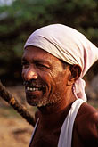 coast stock photography | India, Cochin, Fisherman, image id 7-90-24