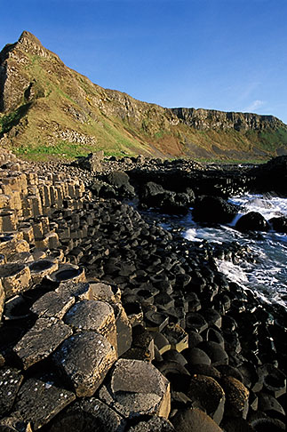image 4-750-24 Ireland, County Antrim, Giants Causeway