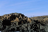 two people stock photography | Ireland, County Antrim, Giants Causeway, image id 4-750-5