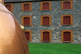 manufacture stock photography | Ireland, County Cork, Old Midleton Distillery, Copper vat, image id 4-750-57