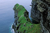 nobody stock photography | Ireland, County Clare, Cliffs of Moher, image id 4-752-6