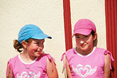 adolescent stock photography | Ireland, County Louth, Carlingford, Redhead sisters, image id 4-753-15