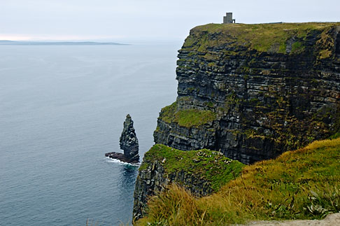 image 4-900-1004 Ireland, County Clare, Cliffs of Moher