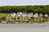 shelter stock photography | Ireland, County Cork, Riverside village, image id 4-900-1248
