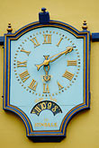 vertical stock photography | Ireland, County Cork, Kinsale, Clock, image id 4-900-1264