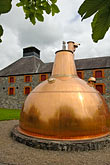 production stock photography | Ireland, County Cork, Old Midleton Distillery, Copper vat, image id 4-900-1374