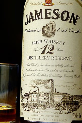 image 4-900-1419 Ireland, County Cork, Old Midleton Distillery, Jameson whiskey